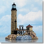 Harbour Lights Limited Edition, Graves, MA Lighthouse, HL335