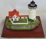 4841 Pacific Trading Lighthouse Cape Neddick ME