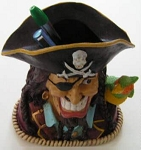 Pirate Pen/Pencil Holder