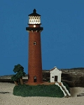 Nautical Light - Jupiter Inlet FL